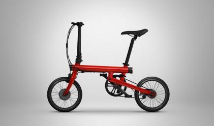 Xiaomi пуска на пазара смарт сгъваемо колело