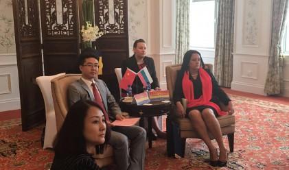 Министър Павлова на среща с China Pacific Construction Group