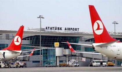 Терористи удариха третото най-натоварено летище в Европа