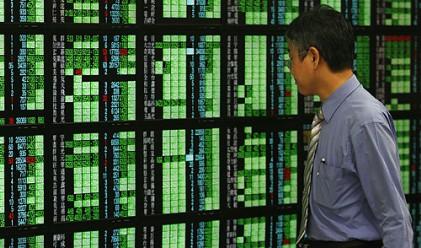 Азиатските индекси последваха щатските нагоре