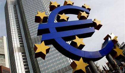 Инфлацията в еврозоната се ускорява за първи път от януари