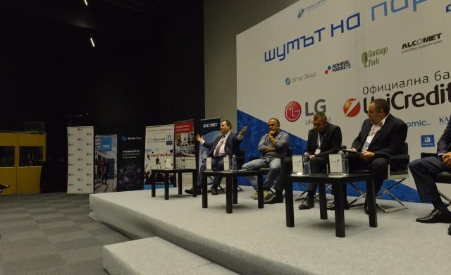 В. Караиванов: София тех парк търси всички компании
