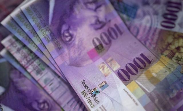USD/CHF – заложник на политиката на швейцарската банка