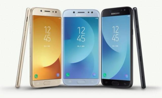 Samsung показа Galaxy J7 (2017) и Galaxy J5 (2017)