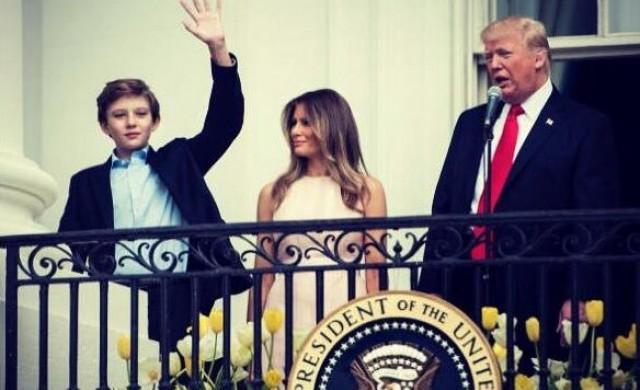 Мелания Тръмп най-после се премести в Белия дом
