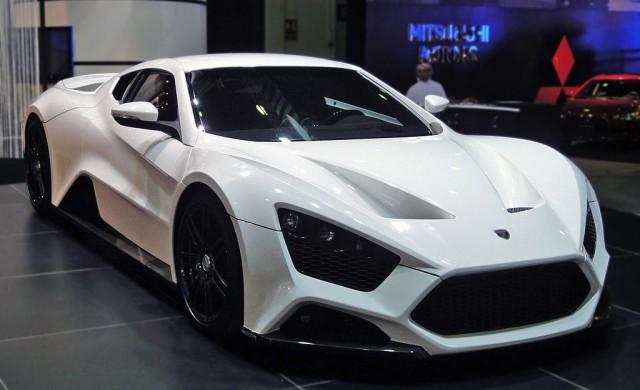 Топ 10 на най-скъпите коли в света
