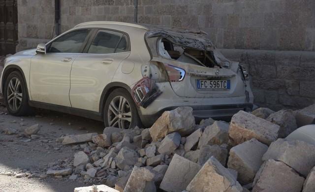 Силно земетресение в Мексико