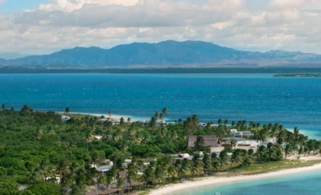 Това е един от най-ексклузивните курорти в Африка