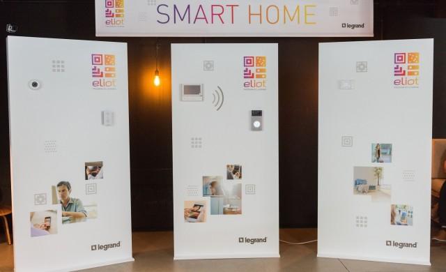 Legrand стартира програма ELIOT в България