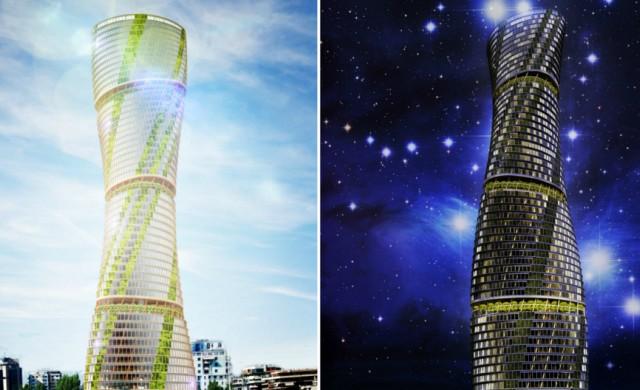 Африка може да се сдобие с небостъргач-баобаб