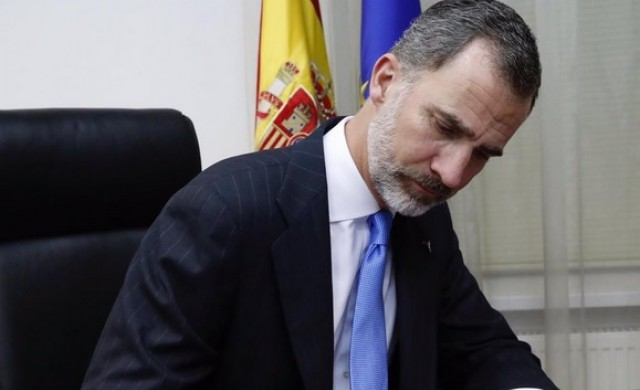 Как се промени испанската монархия в трите години на Фелипе VI