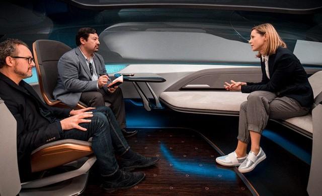 Audi показа интериора на своя бъдещ безпилотен автомобил