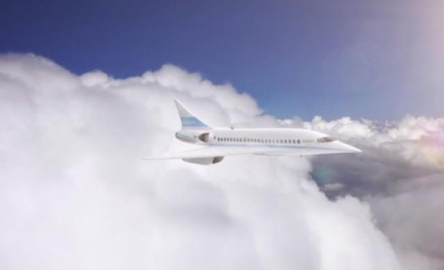 Свръхзвуковите пътнически полети се завръщат до 2023 г.