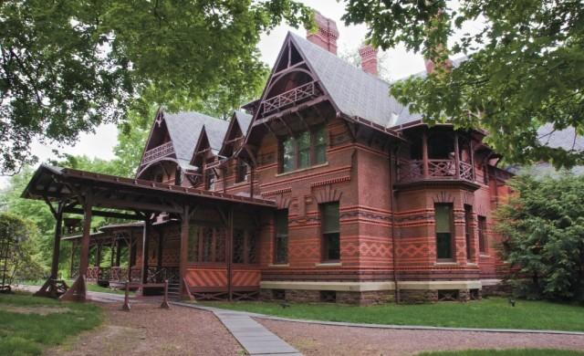 Къщите на легендарните писатели