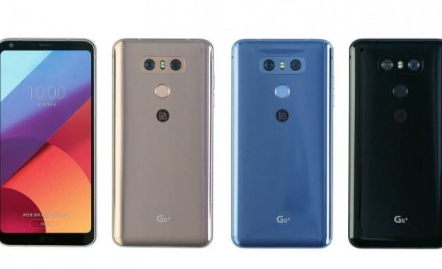LG анонсира G6+