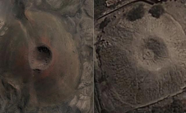 Вулканоподобна пирамида в Перу озадачи учените