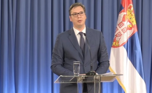 Александър Вучич встъпи в длъжност като президент на Сърбия