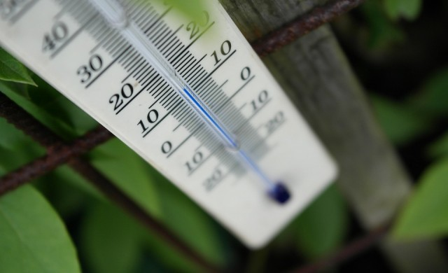 Жълт код за опасно високи температури днес