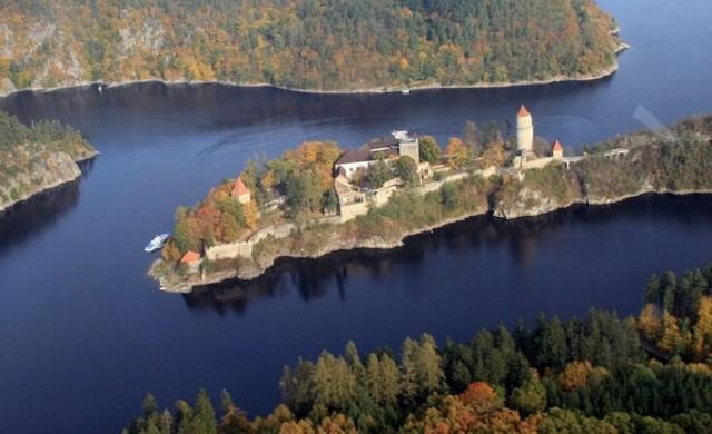 Най-красивите замъци в околностите на Прага