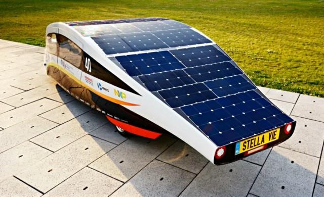 Това е най-ефективната електрическа 5-местна кола в света