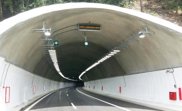 Как изглежда тунел Ечемишка след ремонта?