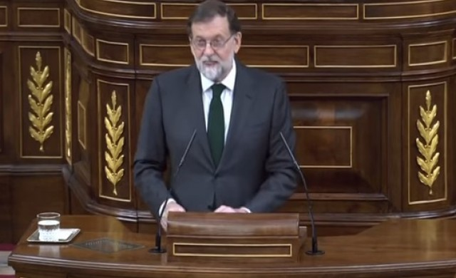 Испанското правителство падна от власт