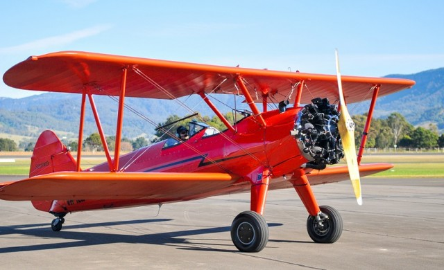 Малък самолет падна край Казанлък