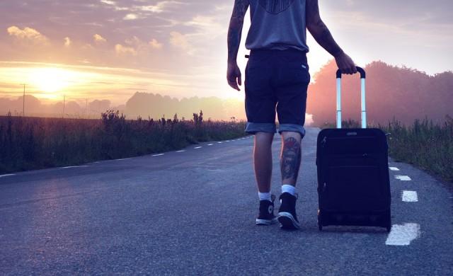 Запознайте се с Ovis - умен куфар, който ви следва сам