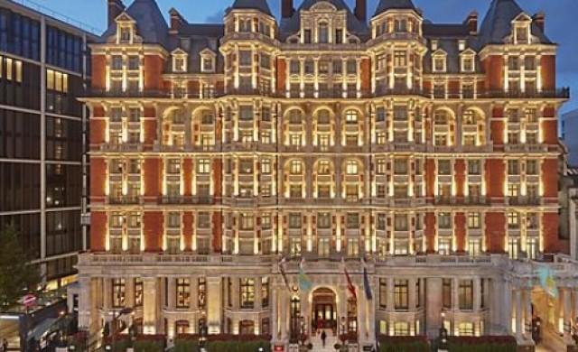 Най-скъпият хотелски апартамент в Лондон