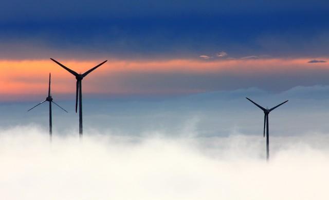 Държавите с най-големи мощности за добив на вятърна енергия