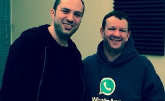 Основателите на WhatsApp се отказали от 1.3 млрд. долара