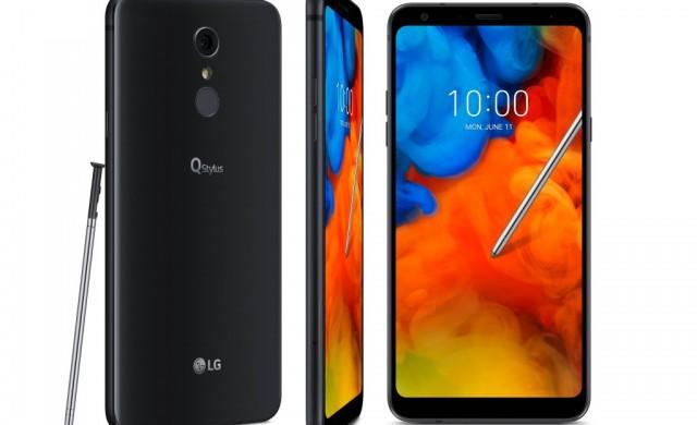 LG с нови смартфони, включващи стилус - Q Stylus