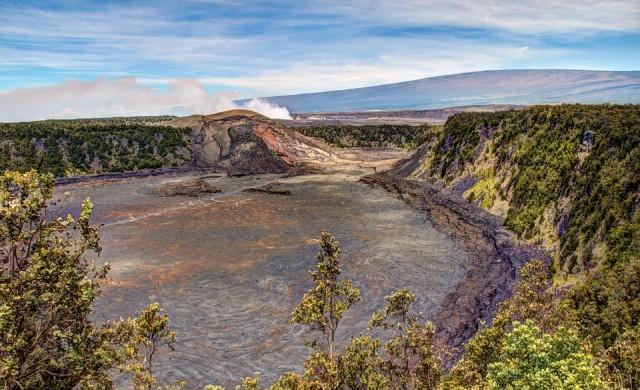 Вулкан на Хаваите премести цял квартал с почти километър