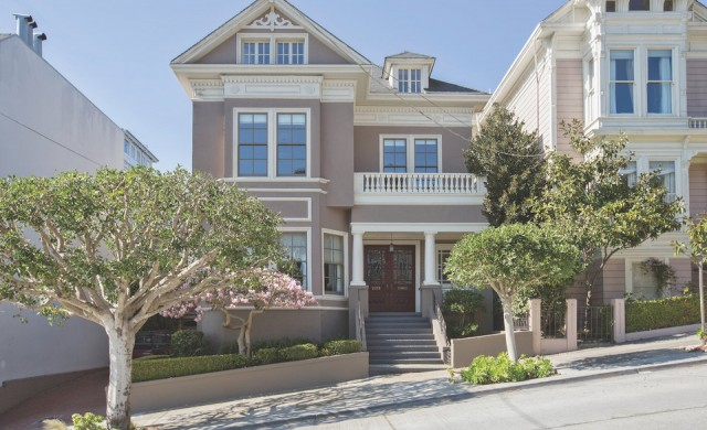 Платиха 1.6 млн долара над обявената цена за къща в Сан Франциско