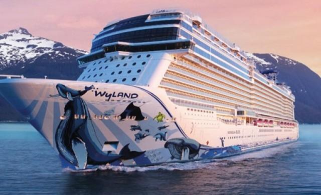 Картинг и лазерни битки на най-новия луксозен круизен кораб