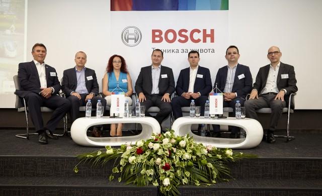 Бош отбелязва 25 години в България с рекордни резултати