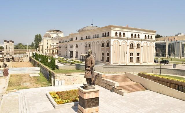 Новото име на Македония е Република Северна Македония