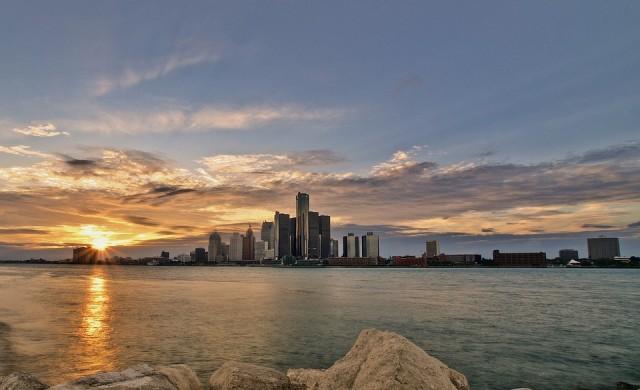 Топ 50 на най-лошите градове за живот в Щатите