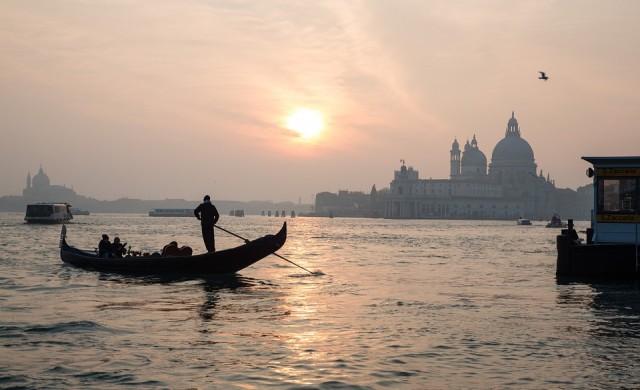 Венеция ли? Не, един от нейните 118 острова