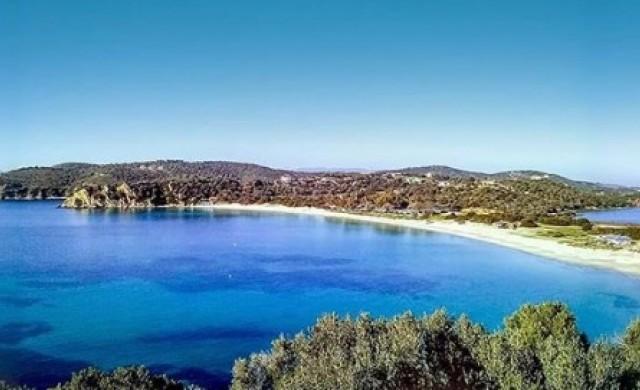 Амулиани - гръцкият островен рай на крачка от България