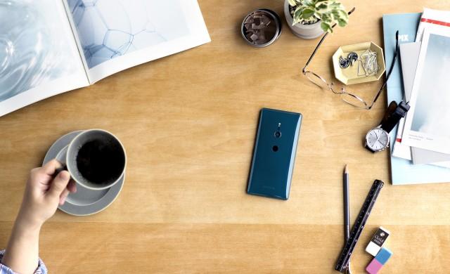 Xperia XZ2 - безкомпромисно решение в ръцете на всеки потребител