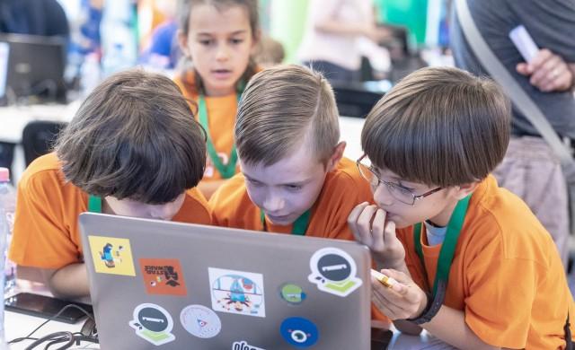 Забавен тех ден за деца закрива Българското председателство