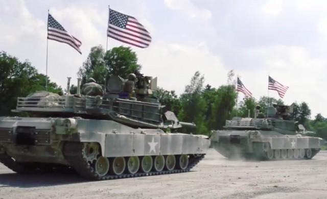 Да не си на пътя на танк