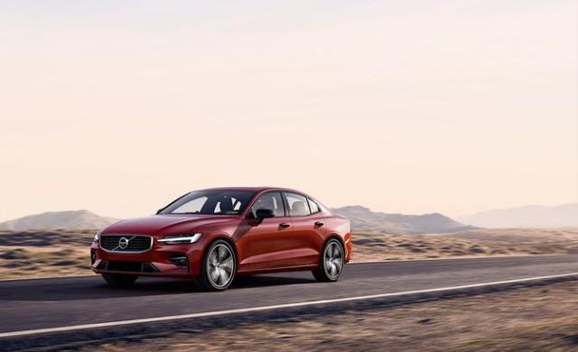 Това е новото Volvo S60 2019