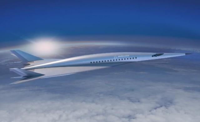 Boeing работят по самолет, достигащ всяка точка на света за 3 ч.