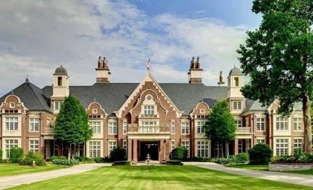 Най-скъпият имот в Канада струва $43.6 млн. и има 42 паркоместа