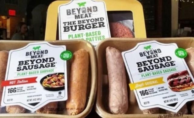 Какво показва първият отчет на Beyond Meat като публична компания