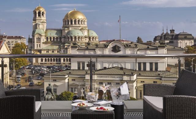 Отличиха InterContinental Sofia на Световните награди за туризъм