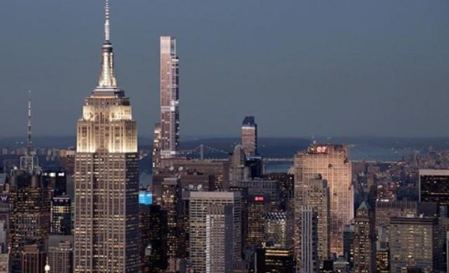 Колко струва жилище в най-високата сграда в Ню Йорк?