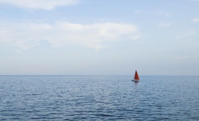 Холандец стигна до Естония, плавайки с... вана
